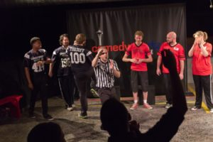 Have a Heart Fremont: Comedy Sportz