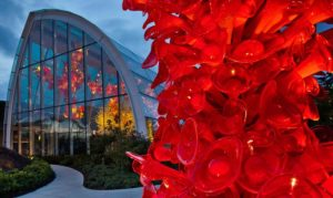 Heady Glass: Chihuly New Year's Eve