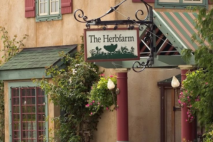 Experience New Year's Eve at the Herb Farm