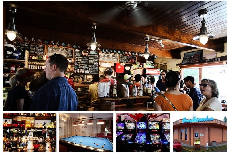 Get Stoned and Explore the Skyway Bar Scene