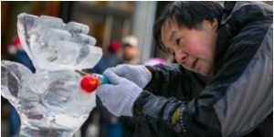 Have a Heart Belltown's Weed for Winterfest