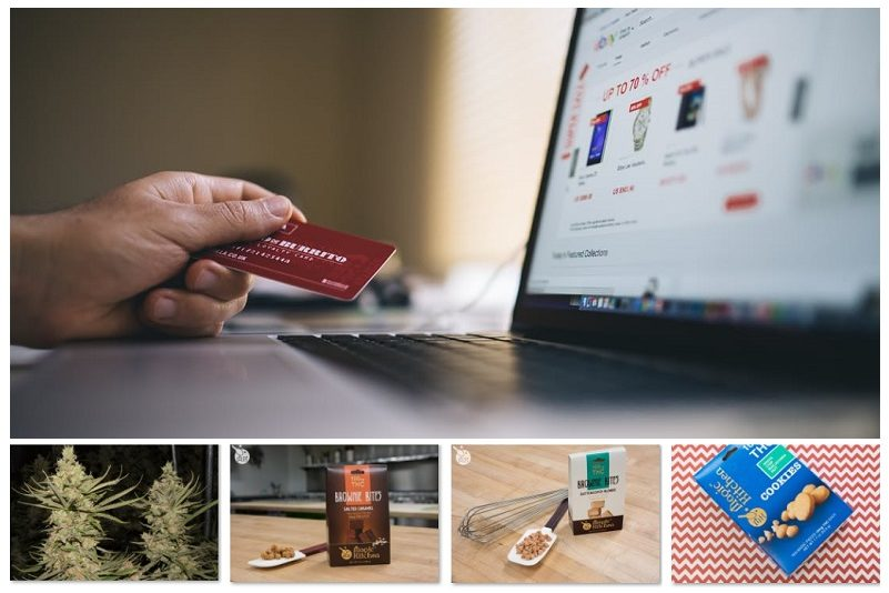 Weed for Holiday Shopping on the World Wide Web