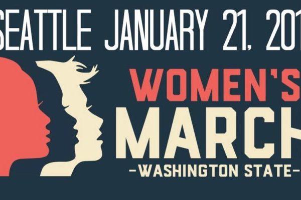 Womxn's March on Seattle