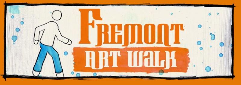 First Friday Fremont Art Walk