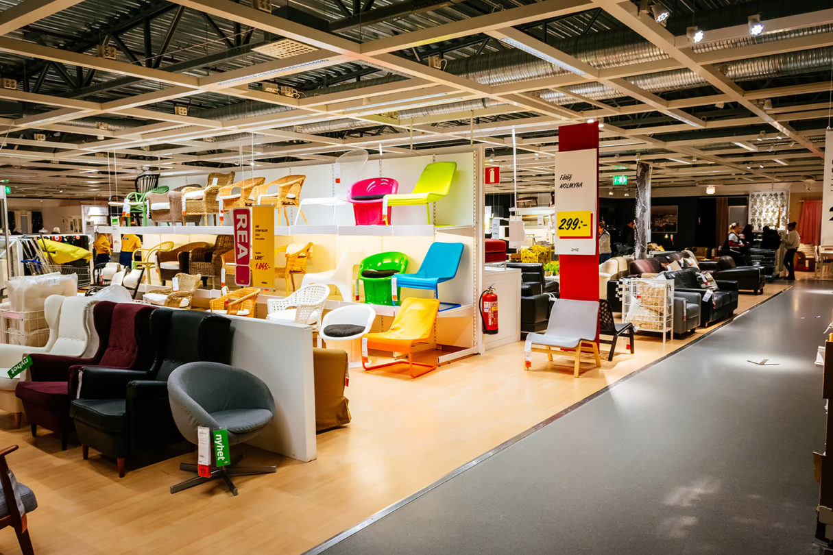 Seattle IKEA