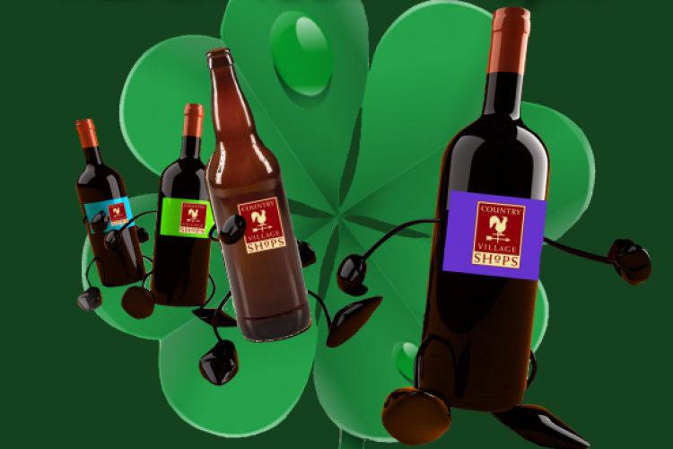 Shamrock Shuffle Wine & Beer Shuffle Bothell