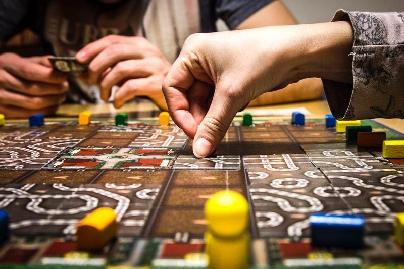 The Best Board Games to Play When You're High