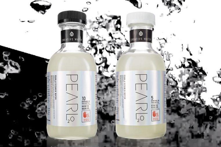 Pearl Cannabis Water