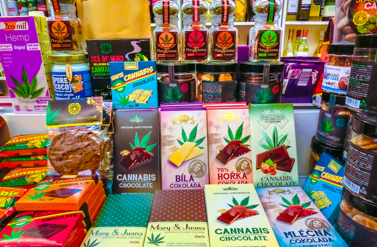 beginner's guide to edibles - start low go slow