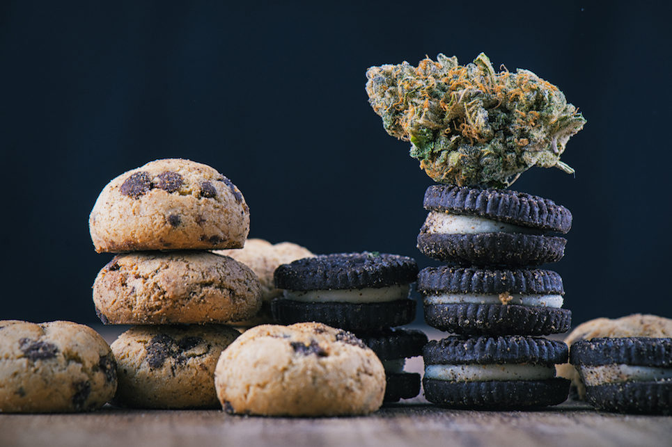 Edible Dosage Chart and Cookies