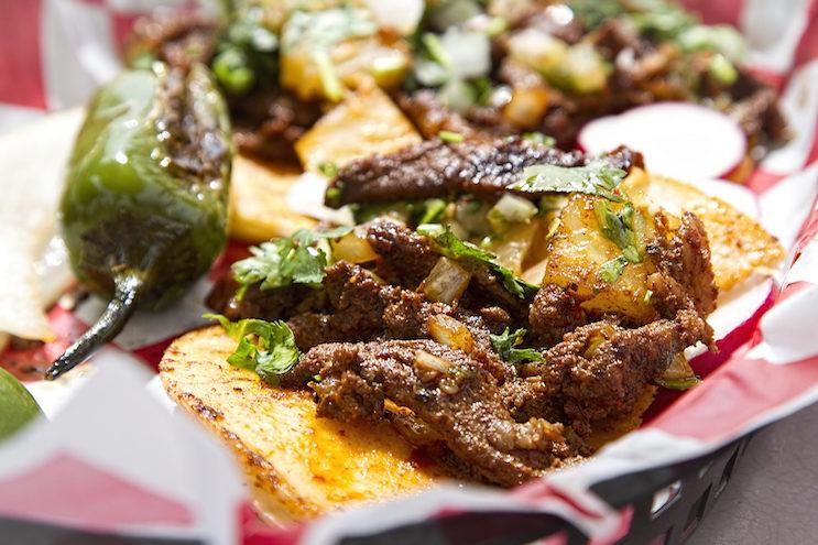 Cheap Restaurants in Salem Taco Trucks