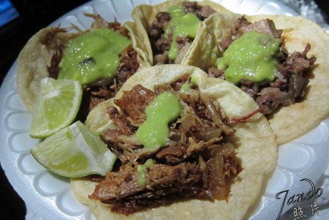 Cheap Restaurants in Salem Oregon taco trucks