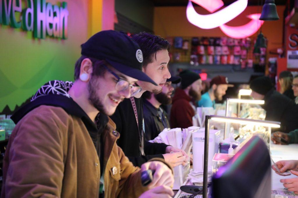Budtenders