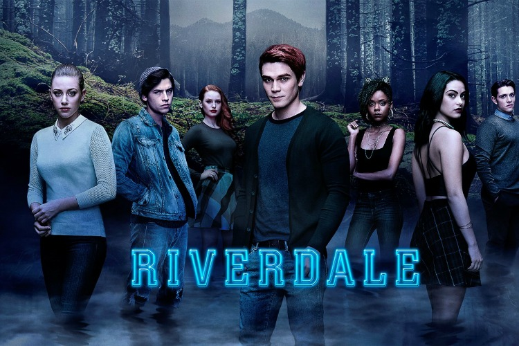 Watch while high Riverdale show image