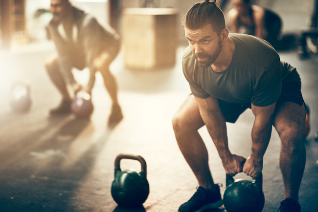 Cannabis and exercise energy boost