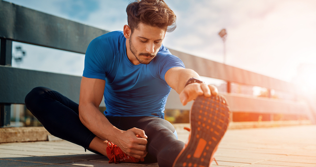Cannabis and exercise muscle recovery