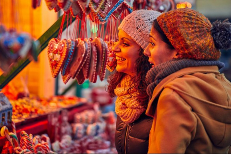 holiday events near maywood ca Unique Markets Holiday PopUp