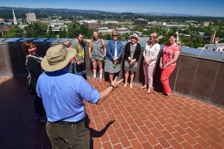 things to do in Salem Oregon 160th birthday