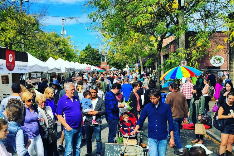 Things to Do Near Lake Forest Park farmer's market