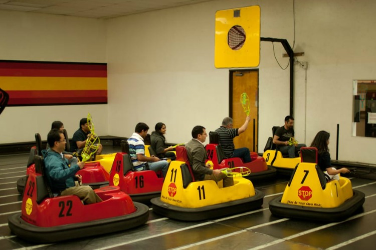 Things to Do Near Lake Forest Park Whirlyball