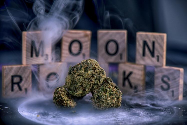 Cannabis Concentrates Moon Rocks