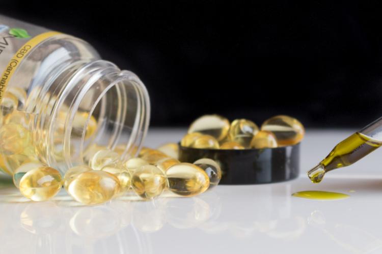best cbd products pills
