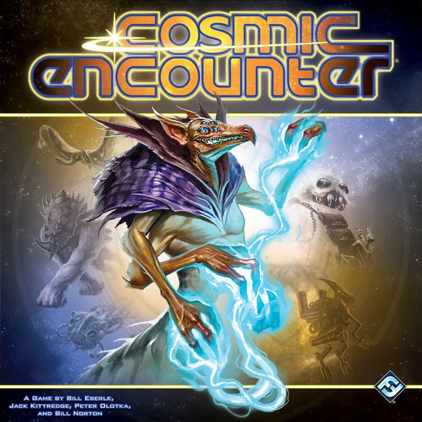 Games to play while high Cosmic Encounter