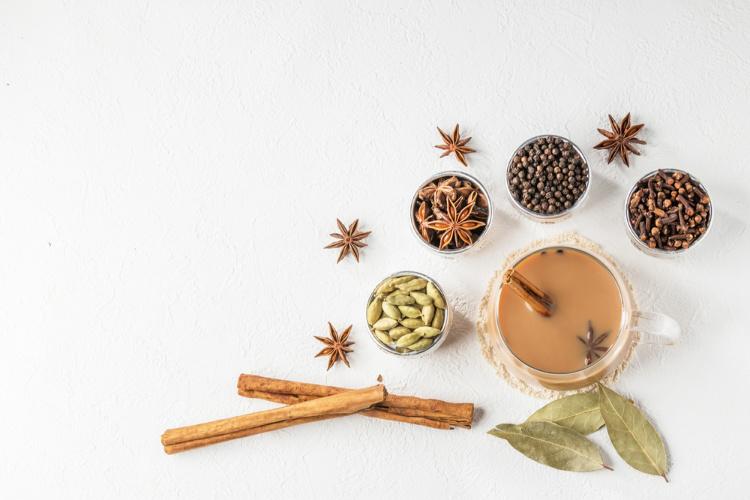 cannabis tea spices