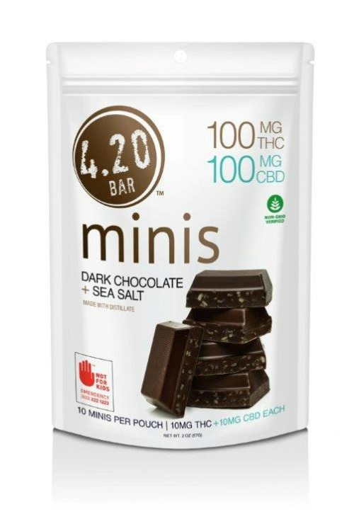 best edibles 4.20 bar