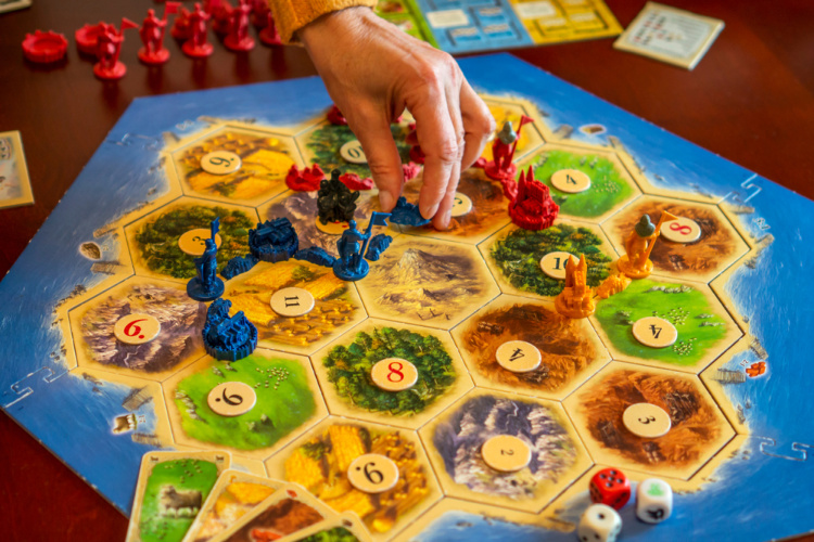 games to play while high settlers of cattan