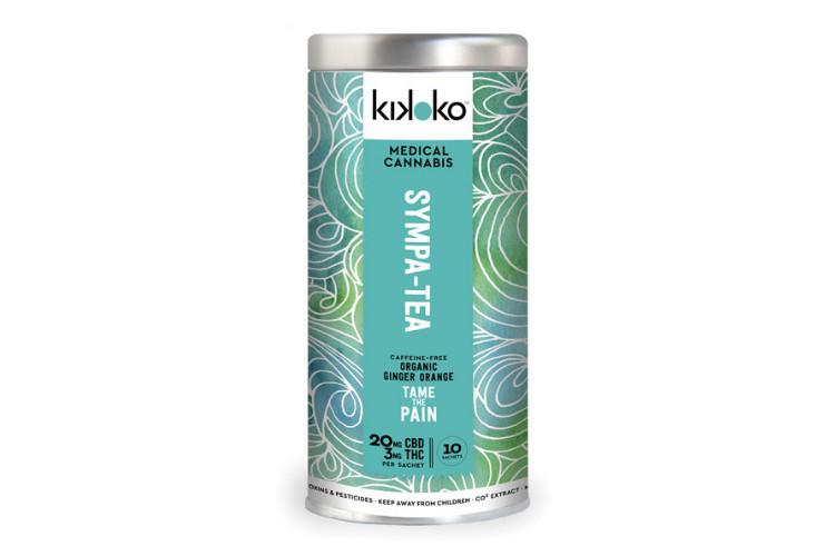 "high cbd edibles Kikoko ""Sympa-Tea,"" 223 mg"