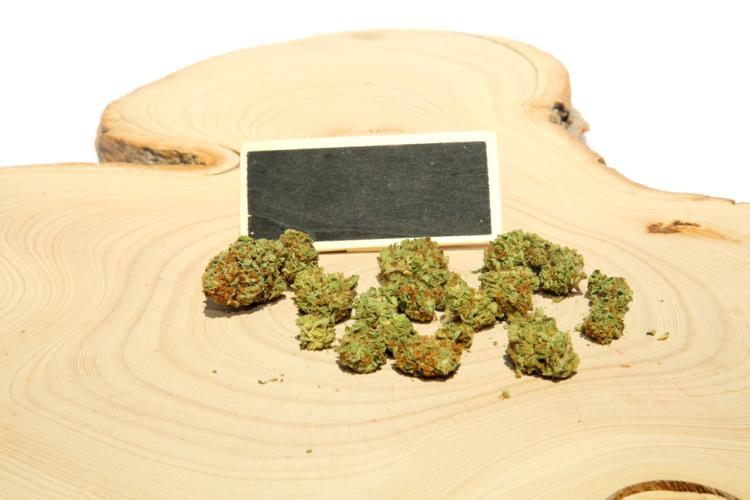 Cannabis Tasting cannabis on board