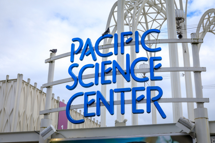 Things to do in Belltown Pacific Science Center