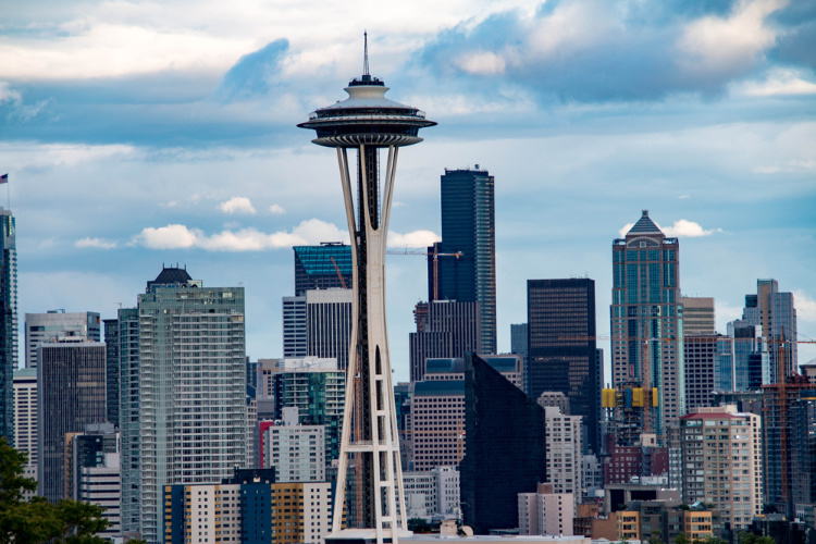 Things to do in Belltown Space Needle