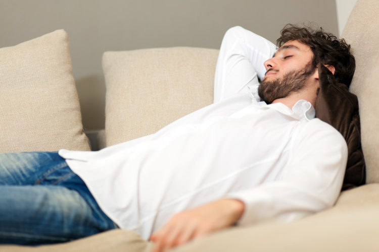 how to stop being high man napping