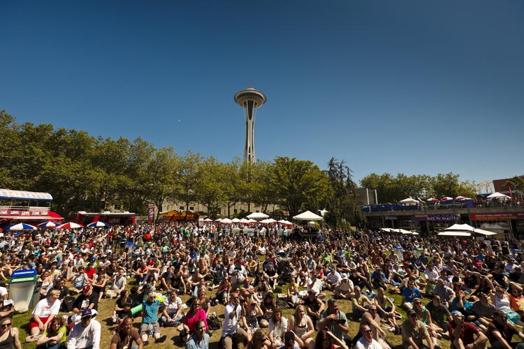 seattle festivals Bite of Seattle