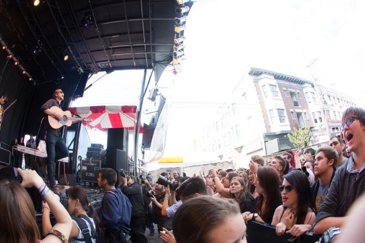 seattle festivals Capitol Hill Block Party