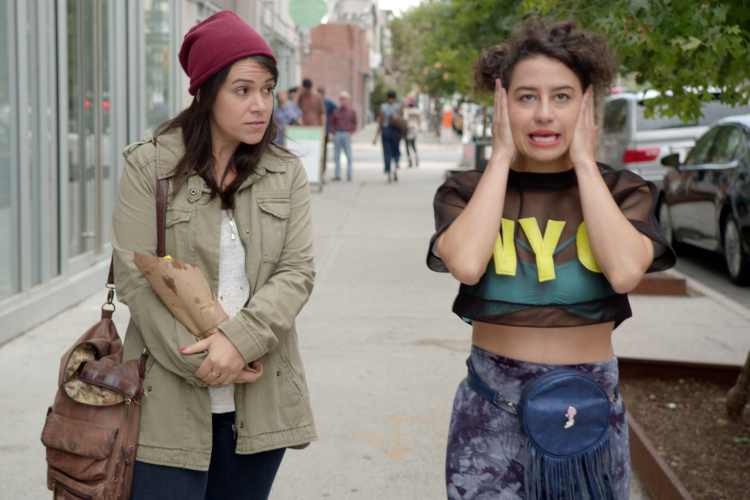 show to watch while high broad city