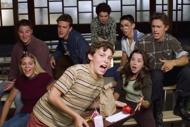show to watch while high Freaks and Geeks