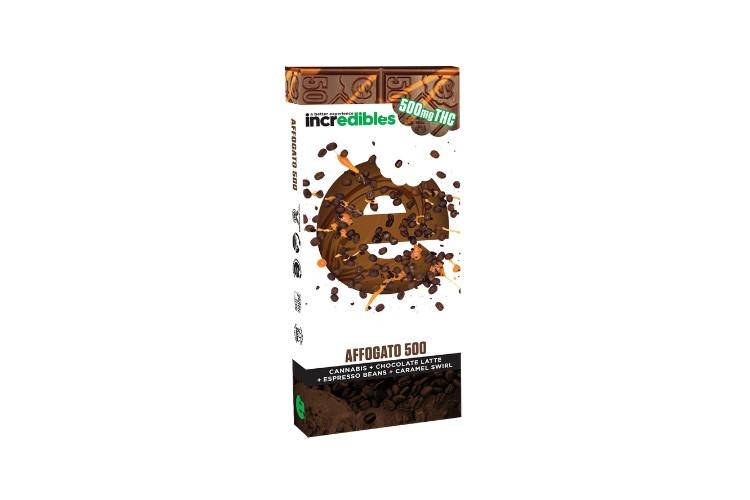 Best Summer Edibles Incredibles: Affogato Chocolate Bar