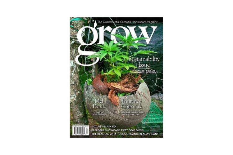 Cannabis Magazines Grow Magazine