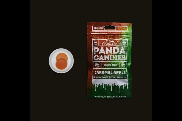 Cannabis Caramels 2
