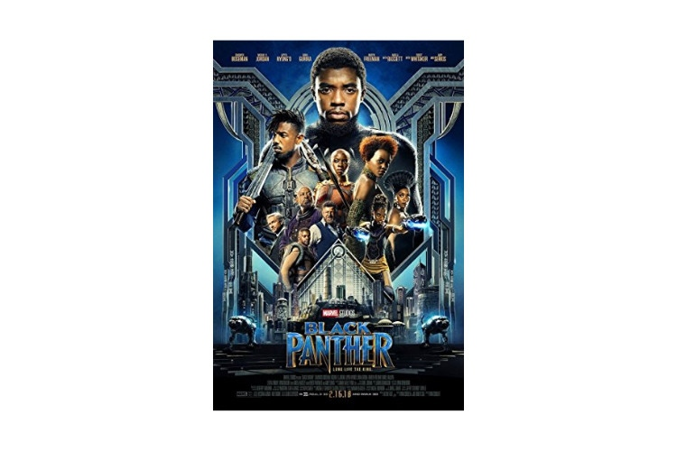 action movies while high Black Panther